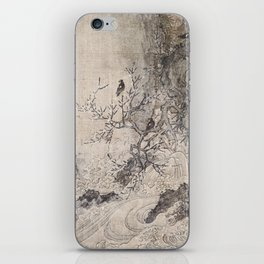 Landscape with Rapids iPhone Skin