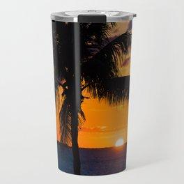 Key Largo Sunset Travel Mug