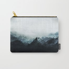 Mountain Peaks Carry-All Pouch
