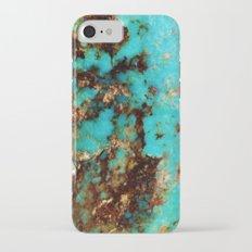 Turquoise I Slim Case iPhone 7