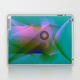 Lightpainting Laptop & iPad Skin