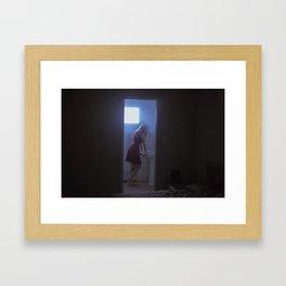 Règne du sommeil 7 Framed Art Print