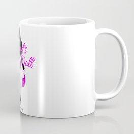 Ryland's Baby Doll Silhouette Logo Coffee Mug