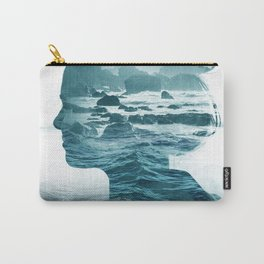 The Sea Inside Me Carry-All Pouch