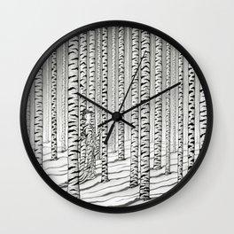 Concealment Wall Clock