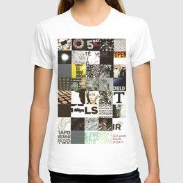 SOUL_Collage T-shirt