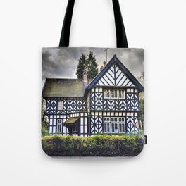 Tudor Home Tote Bag