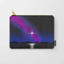 Galaxy Star Black Sea Carry-All Pouch