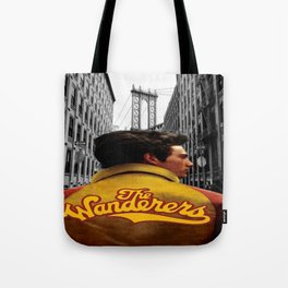 Wanderers Member Jacket Tote Bag