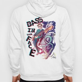 Bass In Your Face! Hoody