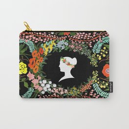 Language of Flowers  Carry-All Pouch