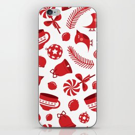Christimas Pattern III iPhone Skin
