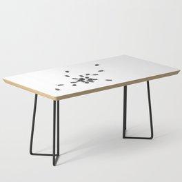Bugs: abstract Isopod Coffee Table