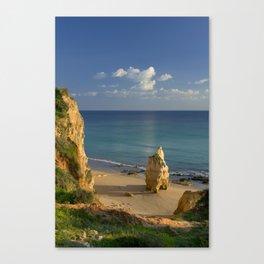 Praia da Rocha, Algarve, Portugal Canvas Print