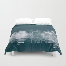 Icing Clouds Duvet Cover