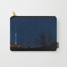 Seoul Tower at Night I Carry-All Pouch