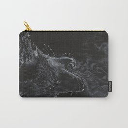Wolf - The Uneasy Chill Carry-All Pouch