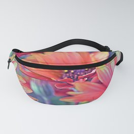 Vintage asters (2) Fanny Pack