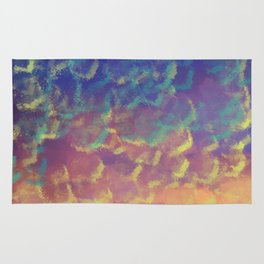 Watercolor Splash #3 #art #society6 Rug