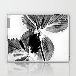 Strawberry Leaves Laptop & iPad Skin