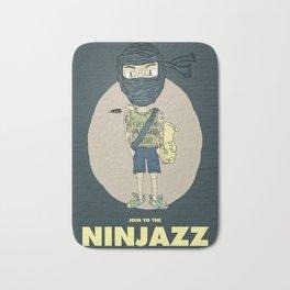 Ninjazz Bath Mat