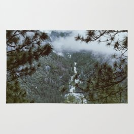 The Wild Beckons, The Forest Answers Rug