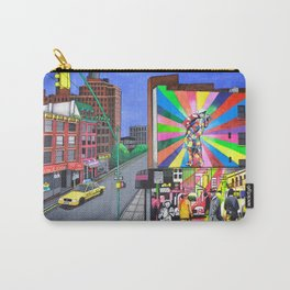 Kobra visits Chelsea Carry-All Pouch