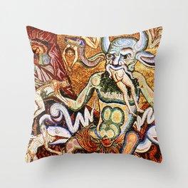Beezlebub Throw Pillow