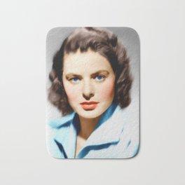 Ingrid Bergman Bath Mat
