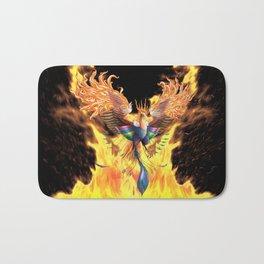 Flames of Life Bath Mat