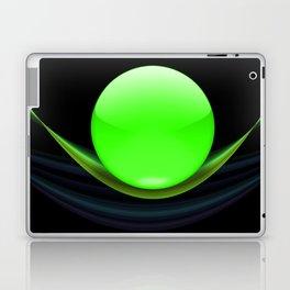 Green Ball Laptop & iPad Skin