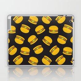 Burger Pattern  Everett co Laptop & iPad Skin