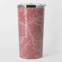 Ferning - Dusty Rose Travel Mug