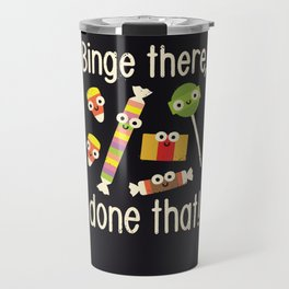 Half in the Bag Again Travel Mug