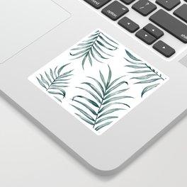Under The Palm Tree Sticker
