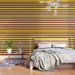 Brunei flag stripes Wallpaper