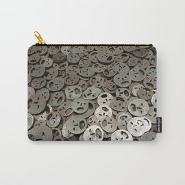 lost faces Carry-All Pouch