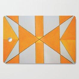 geometric I Cutting Board