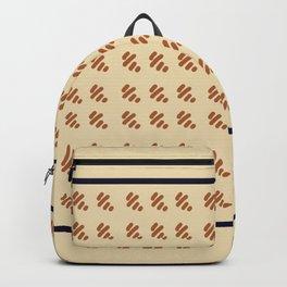 Preppy Houndstooth Backpack