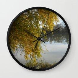 Ode aux Saisons I Wall Clock