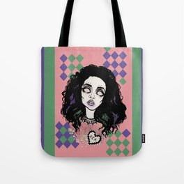 Nuclear Lover -Charli XCX Tote Bag