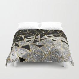 Marble Ab Duvet Cover