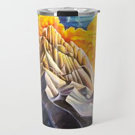 Sawtooth Travel Mug