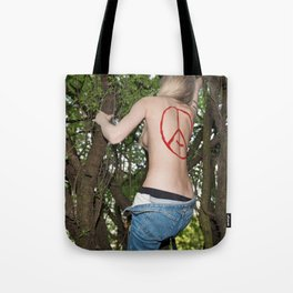 Devil is Fine Tote Bag
