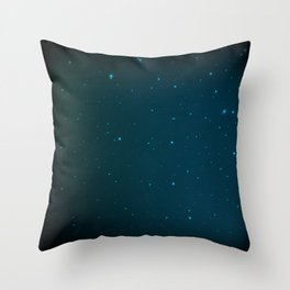 Beyond the Space Throw Pillow