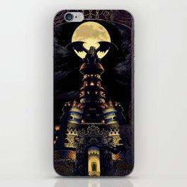 Magus Castle iPhone Skin