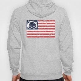 American Flag Bernie Sanders Hoody