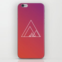 Geometry iPhone Skin