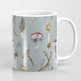 Mushroom Forest Party Coffee Mug