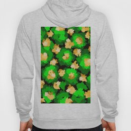 The colorful Book of Enchanted Garden. Hoody